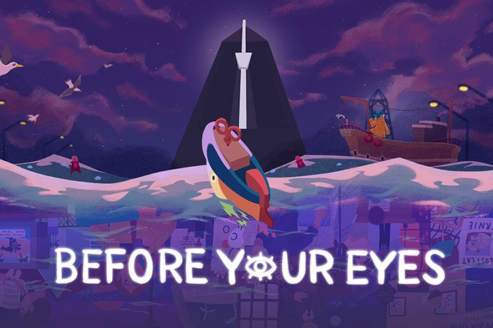 GoodbyeWorld Games are excited to announce their debut release Before Your Eyes