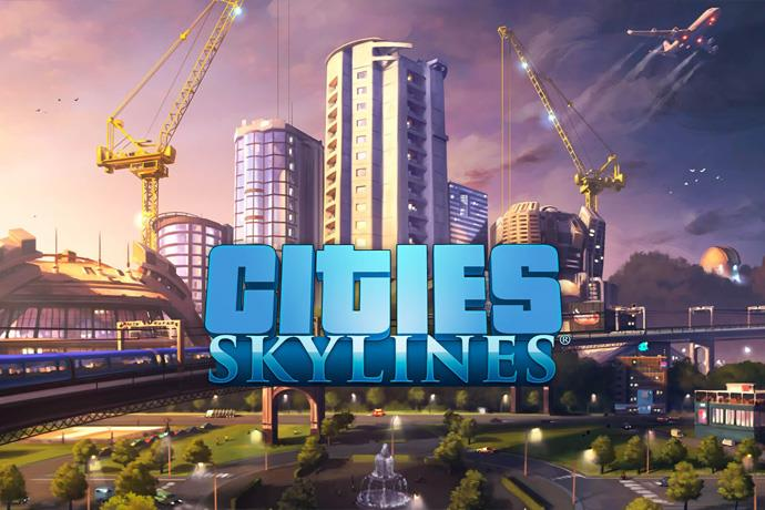 Cities: Skylines free at Epic Games