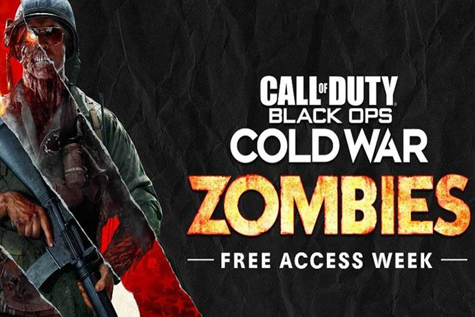 Call of Duty: Black Ops Cold War's zombie mode is free for 1 week from tomorrow