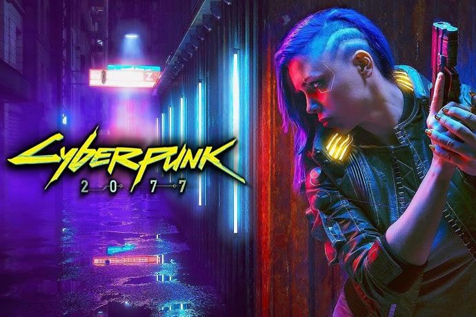 Cyberpunk 2077's gameplay images taken from PS5 and PS4 Pro shared