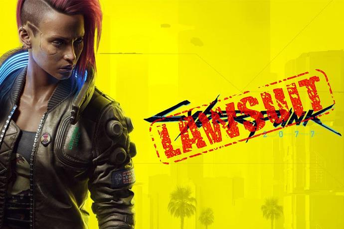 CD Projekt facing class action lawsuit over Cyberpunk 2077 release