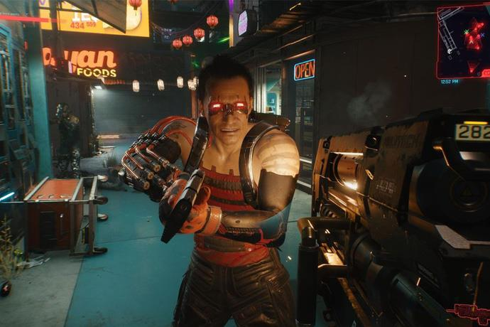 Cyberpunk 2077's DLC and expansion packs will be announced after game release