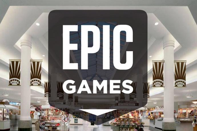 Epic Games bought the mall