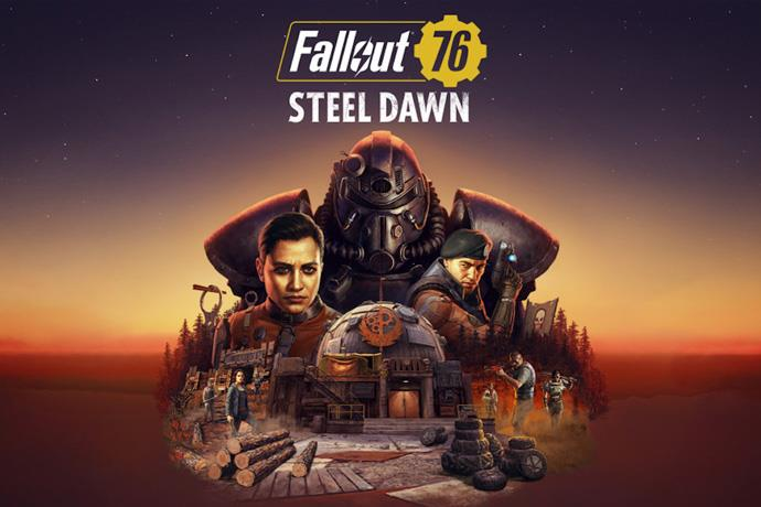 Fallout 76 Steel Dawn update released