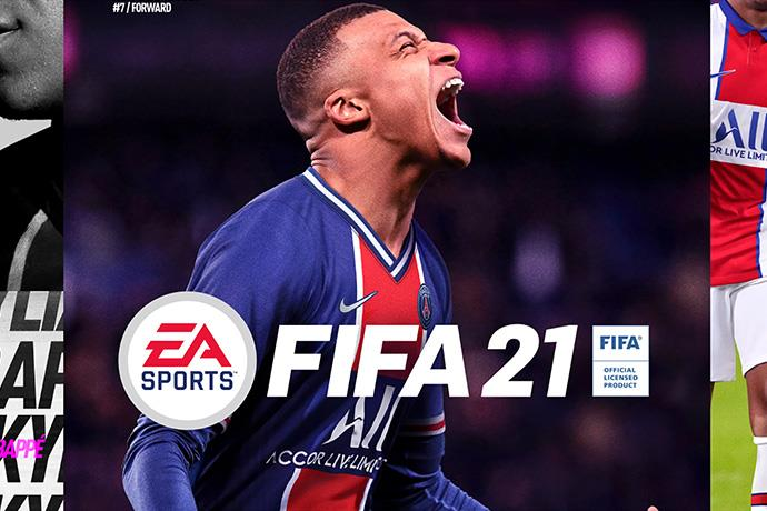 FIFA 21 became Europe's best selling boxed game in 2020