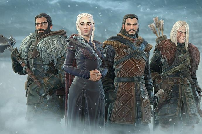 Game of Thrones Beyond The Wall launched for iOS