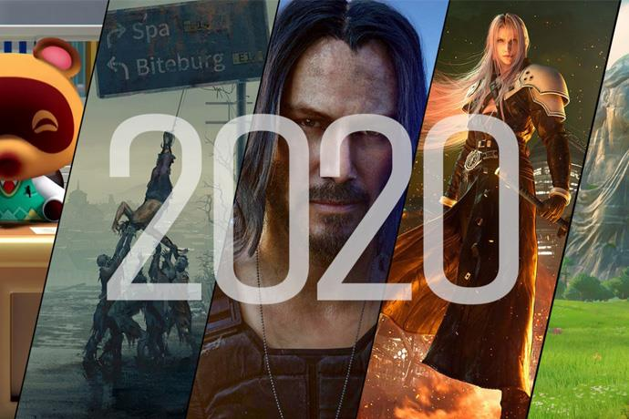 Featured games to be released in the rest of 2020