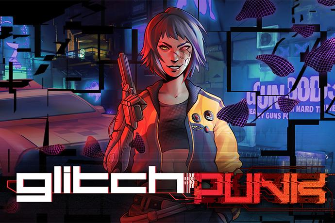 Daedalic Entertainment Reveals Glitchpunk Cyberpunk Aesthetic Meets Gritty GTA 2 Style Action