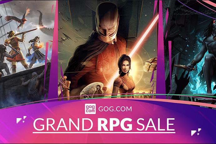 Don Your Armor and Join The Grand RPG Sale on GOG.COM