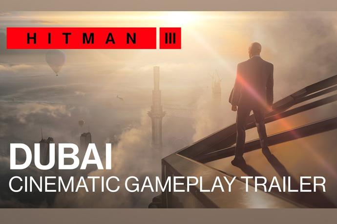 Hitman III's first 5 minutes cinematic gameplay trailer was shared