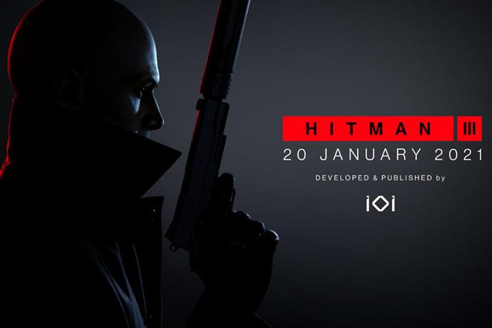 HITMAN 3 – Launch Trailer