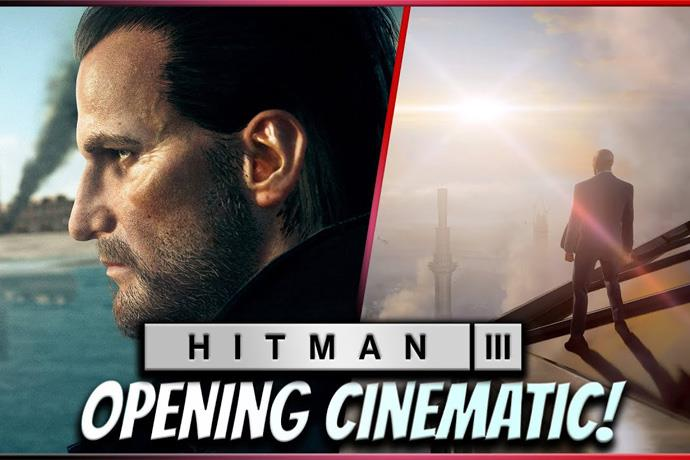Hitman 3's official opening cinematic released