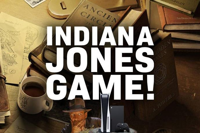 Indiana Jones game coming from Bethesda