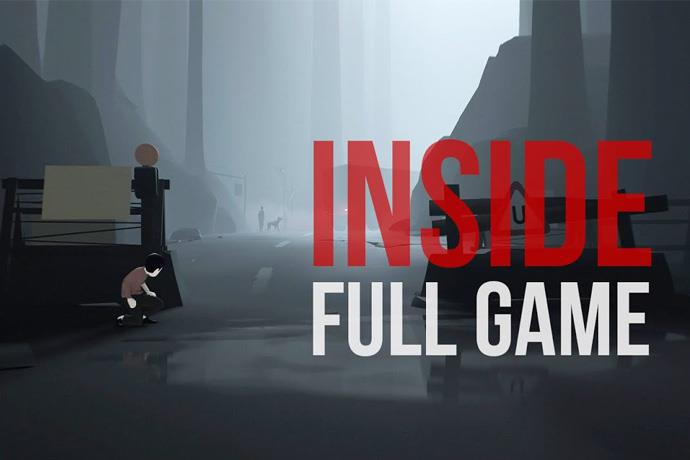 Inside is free on the Epic Games Store