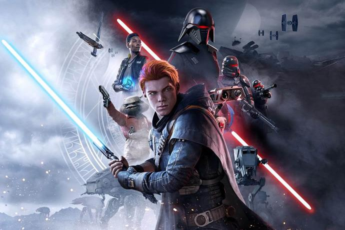 Developer of Star Wars Jedi Fallen Order and Titanfall is working on a new game