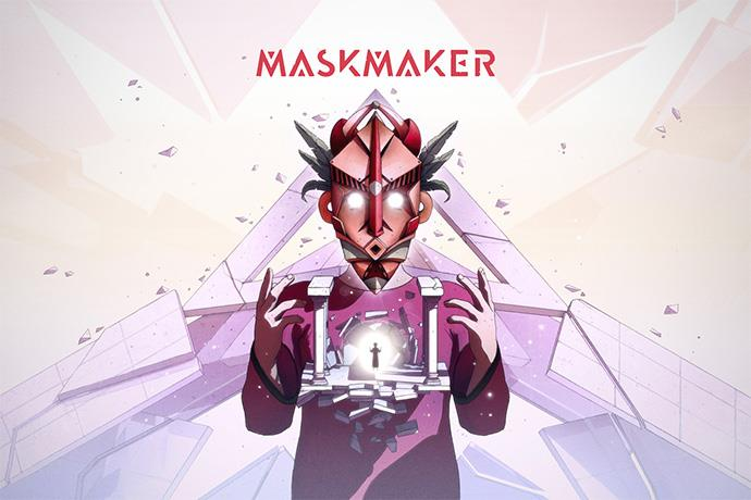 Maskmaker Introduces Its World