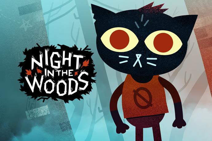 Night in the Woods, free on the Epic Store