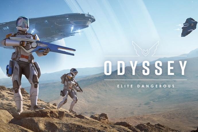 Elite Dangerous: Odyssey's PC Alpha lands on 29 March