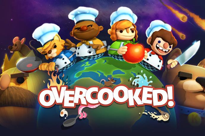 Another free game from Amazon Prime: Overcooked