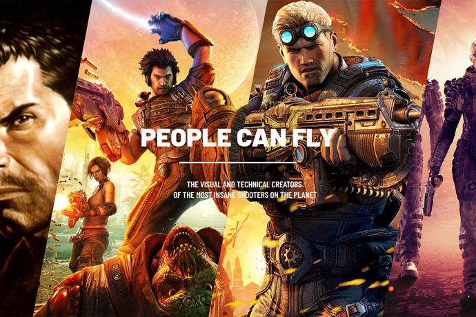People Can Fly will make its new game in partnership with Square Enix