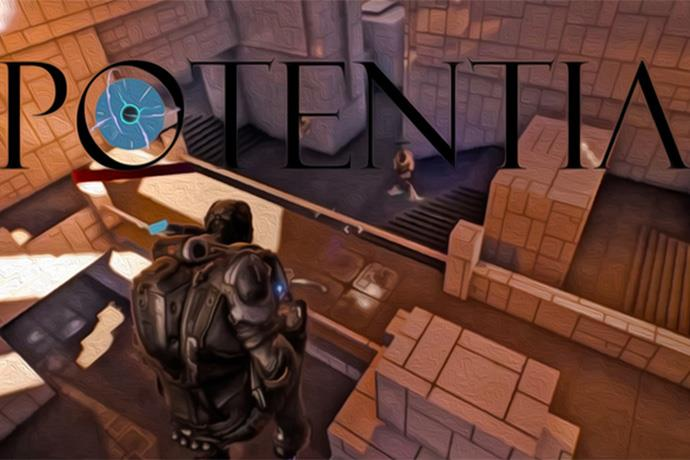 Action Game Potentia Releasing on Steam