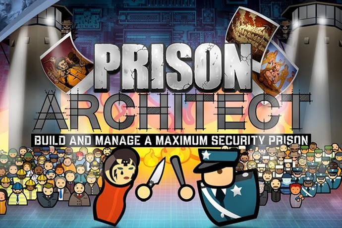 Award-winning game Prison Architect, free on GOG
