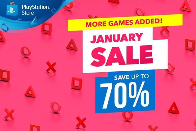 """January Sale"" on PlayStation games started; Opportunities up to 70%"