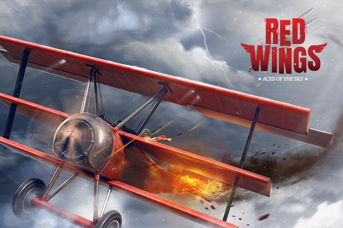 Special Edition of Red Wings: Aces of the Sky Announced