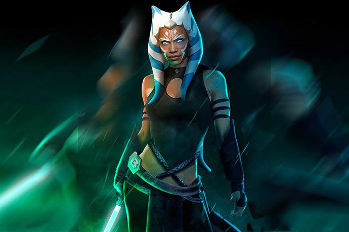 Rosario Dawson cast as Ahsoka Tano in 'The Mandalorian' season 2
