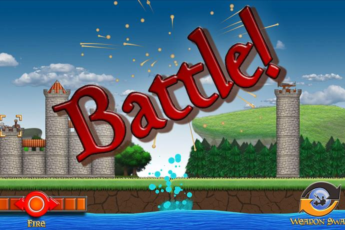 Building game Siege Castles has been released for iOS and Android