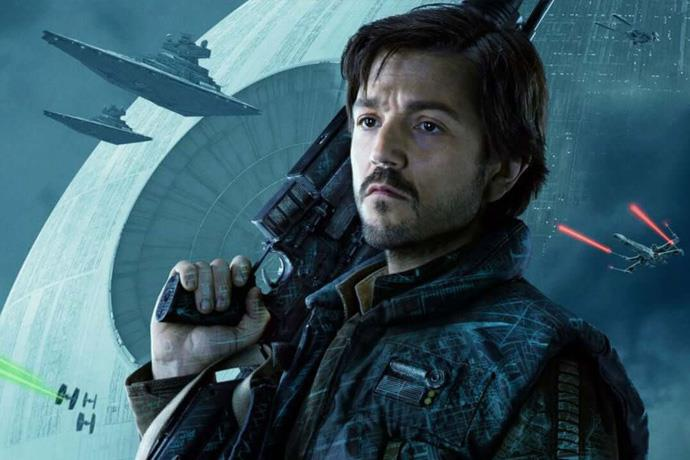 Disney+'s Cassian Andor series has started filming