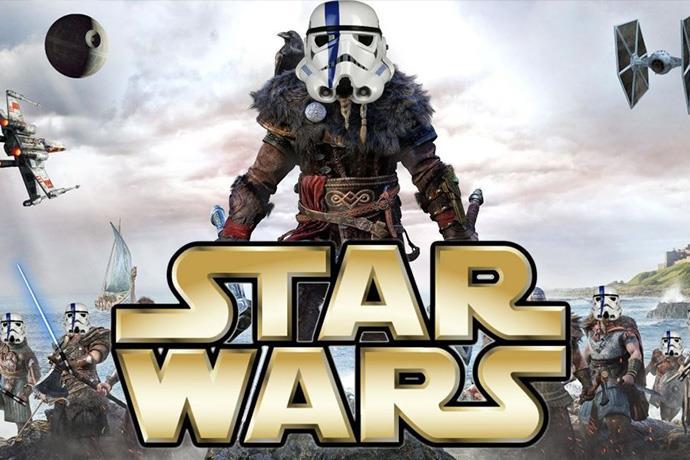 Ubisoft announces open world Star Wars game
