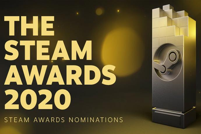 Steam announces nominations for Game of the Year 2020