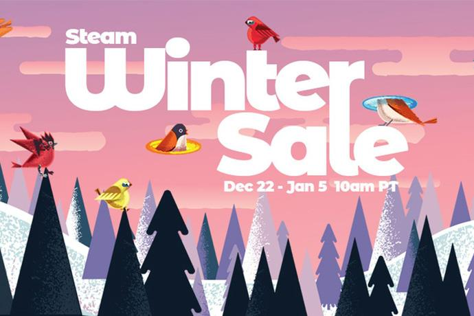 Steam Winter Sale officially launched: here are the highlights
