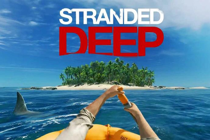 Open world survival game Stranded Deep for free at Epic Games