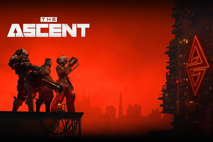 The Ascent co-op trailer available now