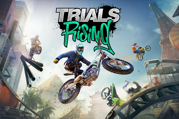 Trials Rising Standard Edition free on Ubisoft Connect
