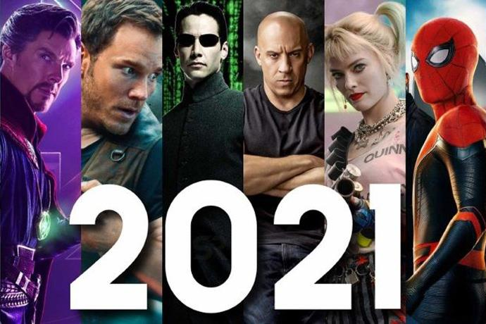 Upcoming movies in 2021