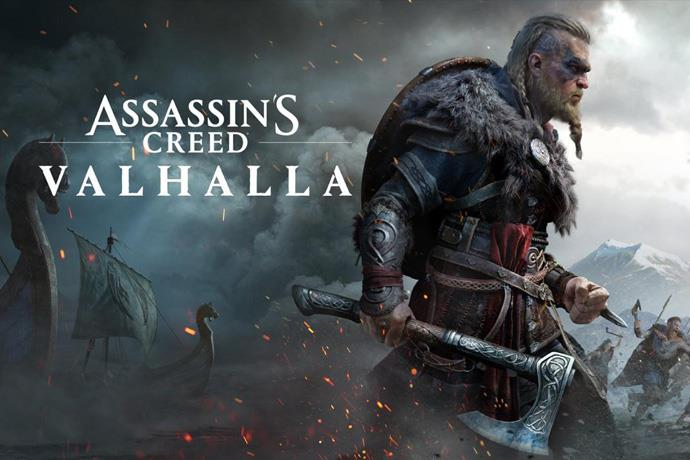 Assassin's Creed Valhalla has been added to the Geforce Now library