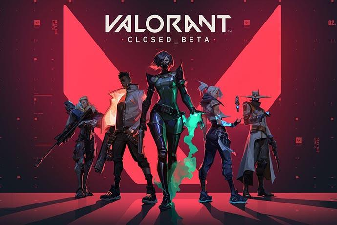 Riot Games' Valorant has beta release date now!