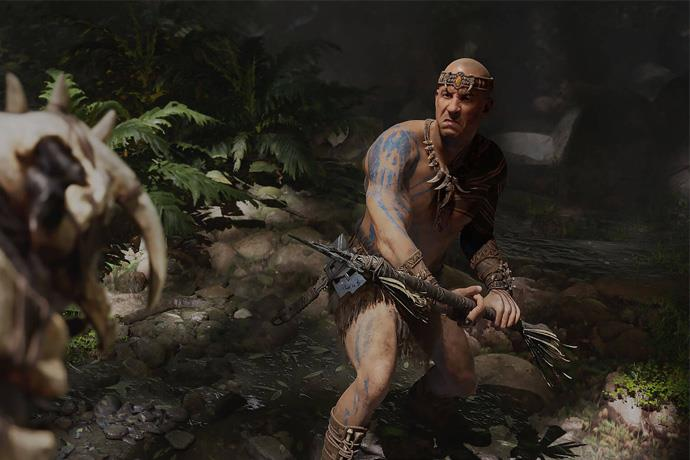 Starring Vin Diesel, ARK II will be exclusive to the Xbox Series at its release