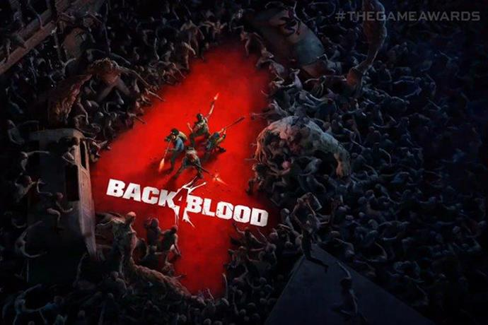 The release date of Back 4 Blood has been announced