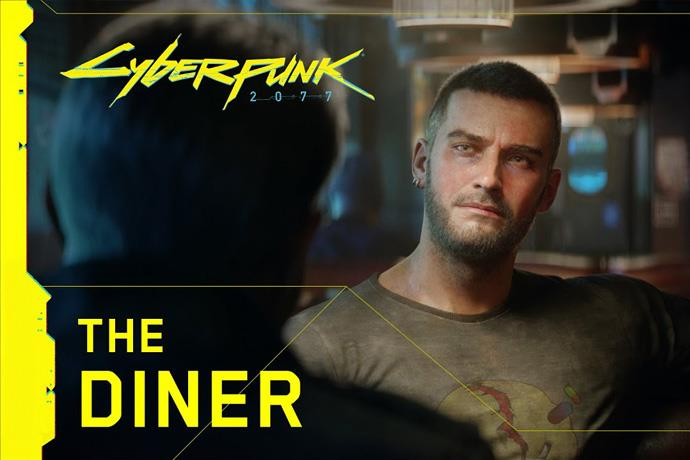 A different game will appear with the first day patch of Cyberpunk 2077