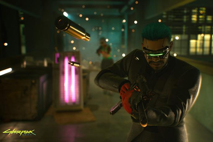 Cyberpunk 2077's player numbers melting