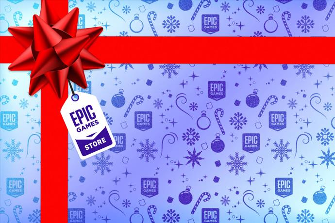 Epic Games will gift a new game every day for 15 days starting December 17