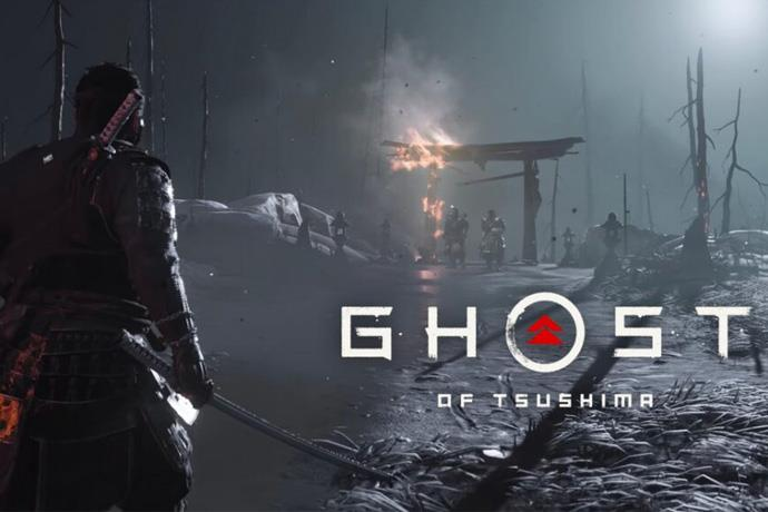 Japanese game developers have chosen Ghost of Tsushima as the best game of 2020