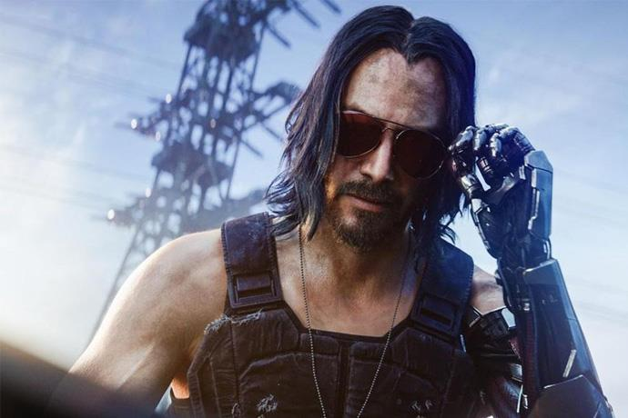 Cyberpunk 2077 live broadcast will be aired next week