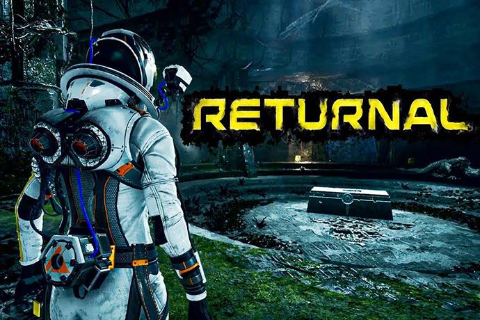 New gameplay video of PS5 exclusive game Returnal shared