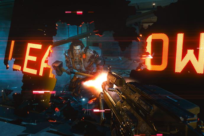 Refunds are being made due to Cyberpunk 2077's 'lousy' performance on PS4
