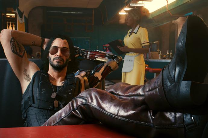 We did not spare enough time for older generation console versions of Cyberpunk 2077